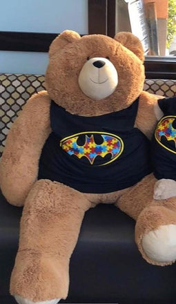 Clifton Allwood Diner's stolen autism awareness bear returned
