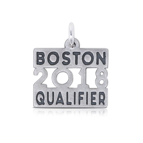 Large Boston 2018 Qualifier Charm