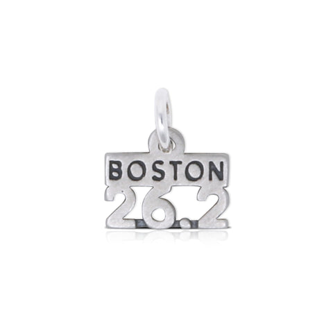 Small 26.2 Boston Charm