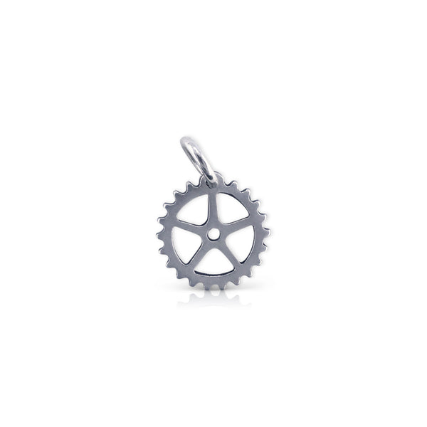 Small Sprocket Charm