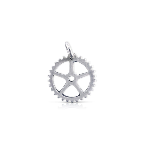 Large Sprocket Charm