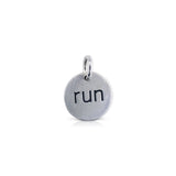 Small Round Adelaide/Run Reversible Charm
