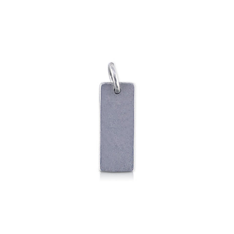 "Rectangle ""St. George Marathon"" Charm"