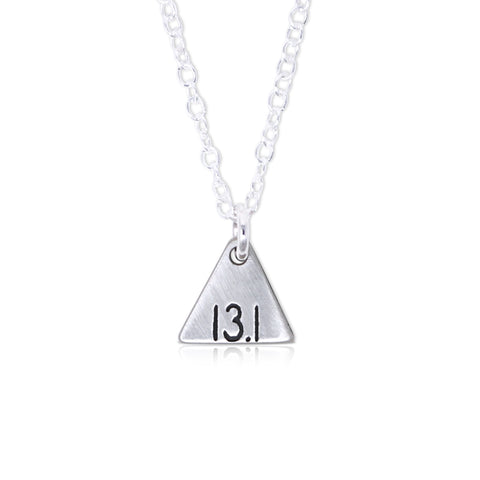 Mini Series 13.1 Triangle Necklace