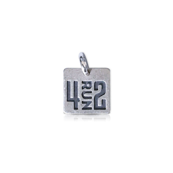 Small Square 4RUN2 Charm