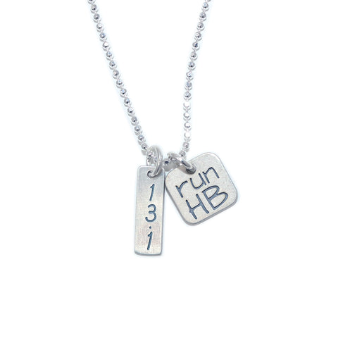 Run 13.1 in HB Necklace Set