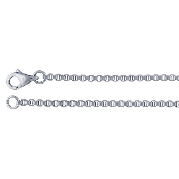 1.9mm Stainless Steel Box Chain