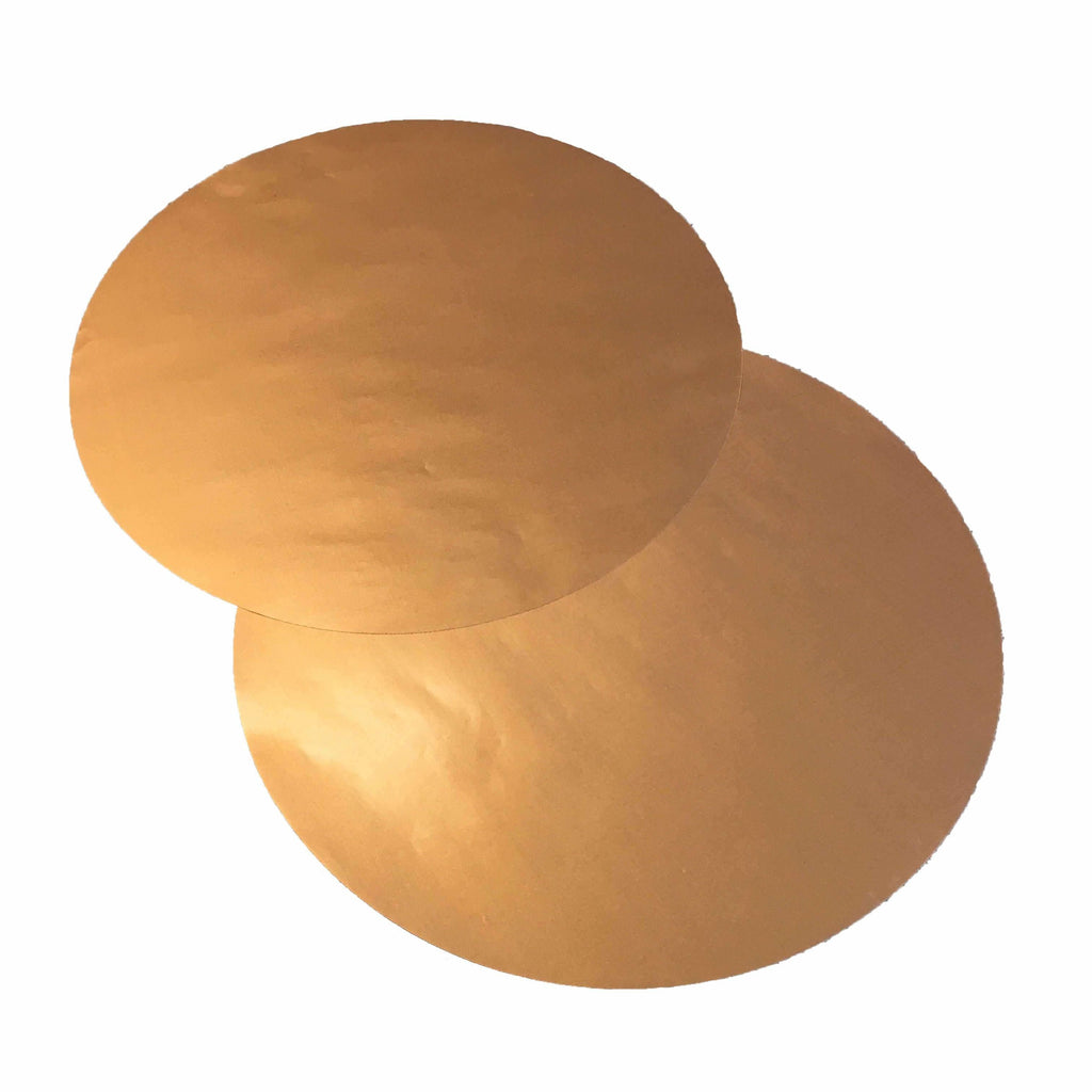 "Special Edition Bronze 300mm / 12"" Multigrade Circles (2 pack) - Bake-O-Glide"