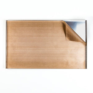 Bake-O-Glide™ Industrial Baking/Cooking Tray Liners, Non Stick & Reusable. - Bake-O-Glide