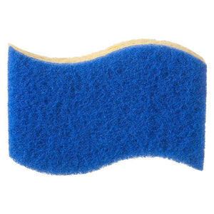 Non-Scratch Super Sponge Scourers (2 Pack)