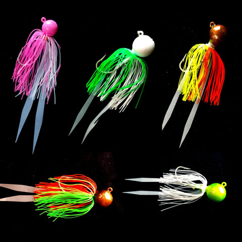 M3 Solid Color Ball Jigs