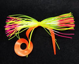 "5"" Silicone Lure Skirts"