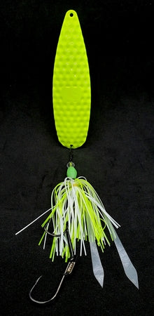 """Neon Yellow"" 5.5 Fully Rigged"