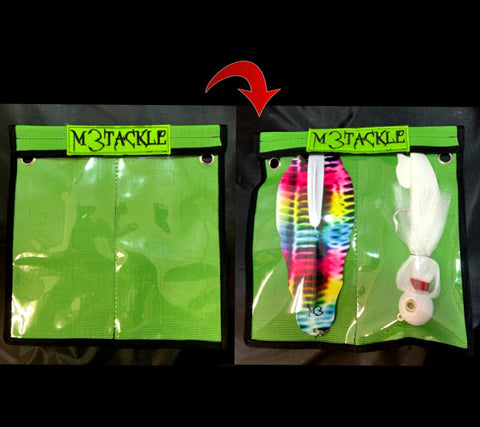 2 Pocket Lure Bag