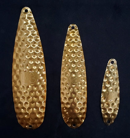 """CANDY GOLD"" SPOONS"