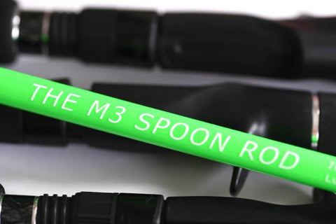 THE M3 SPOON ROD