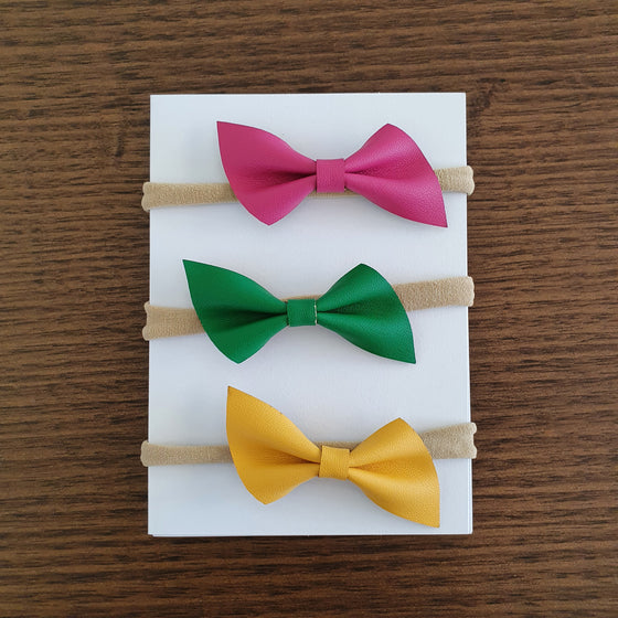 Pack of 3 Hairbows