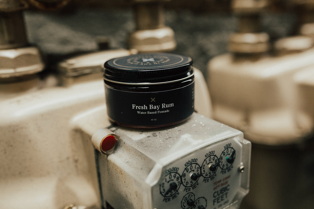 The Perfect Pomade