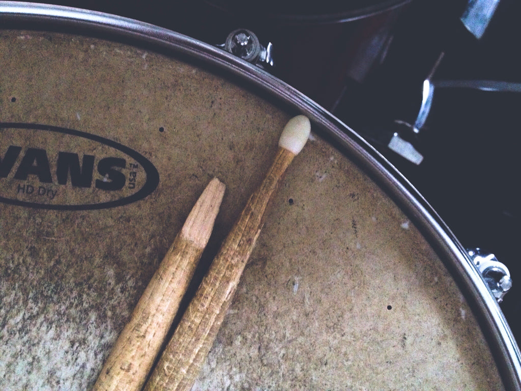 Wallet On The Snare Drum