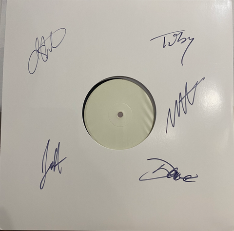 The Weak's End (Live) Test Press (Error)