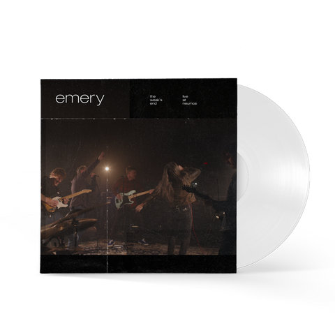 The Weak's End (Live) Vinyl Pre-order