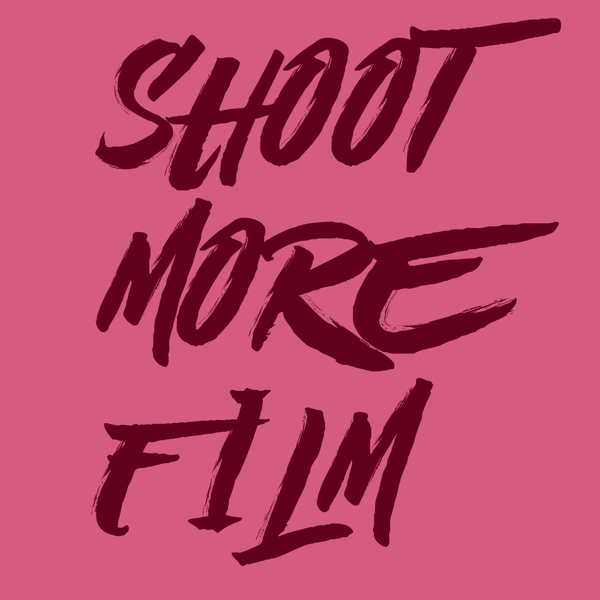Shoot More Film Womens