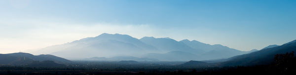 A photo of mountain sky in panoramic form. Photo is a free high resolution stock image to use any way you choose.
