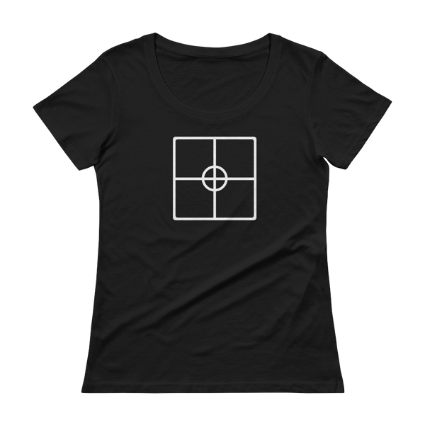 CMYK Icon Black - Womens T-Shirt