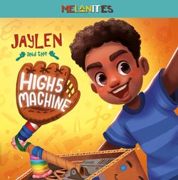 Jaylen & the High Five Machine
