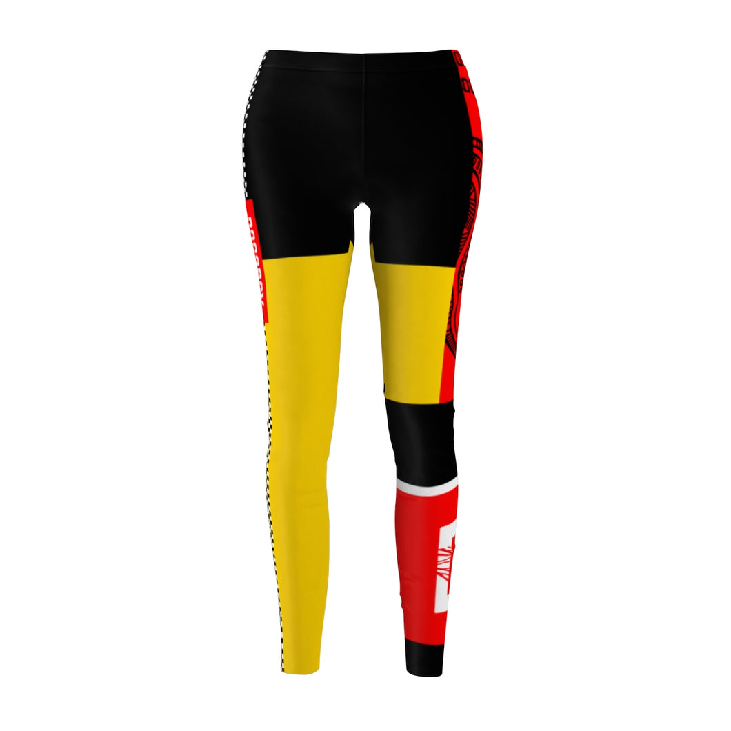 Women's Racer Casual Leggings