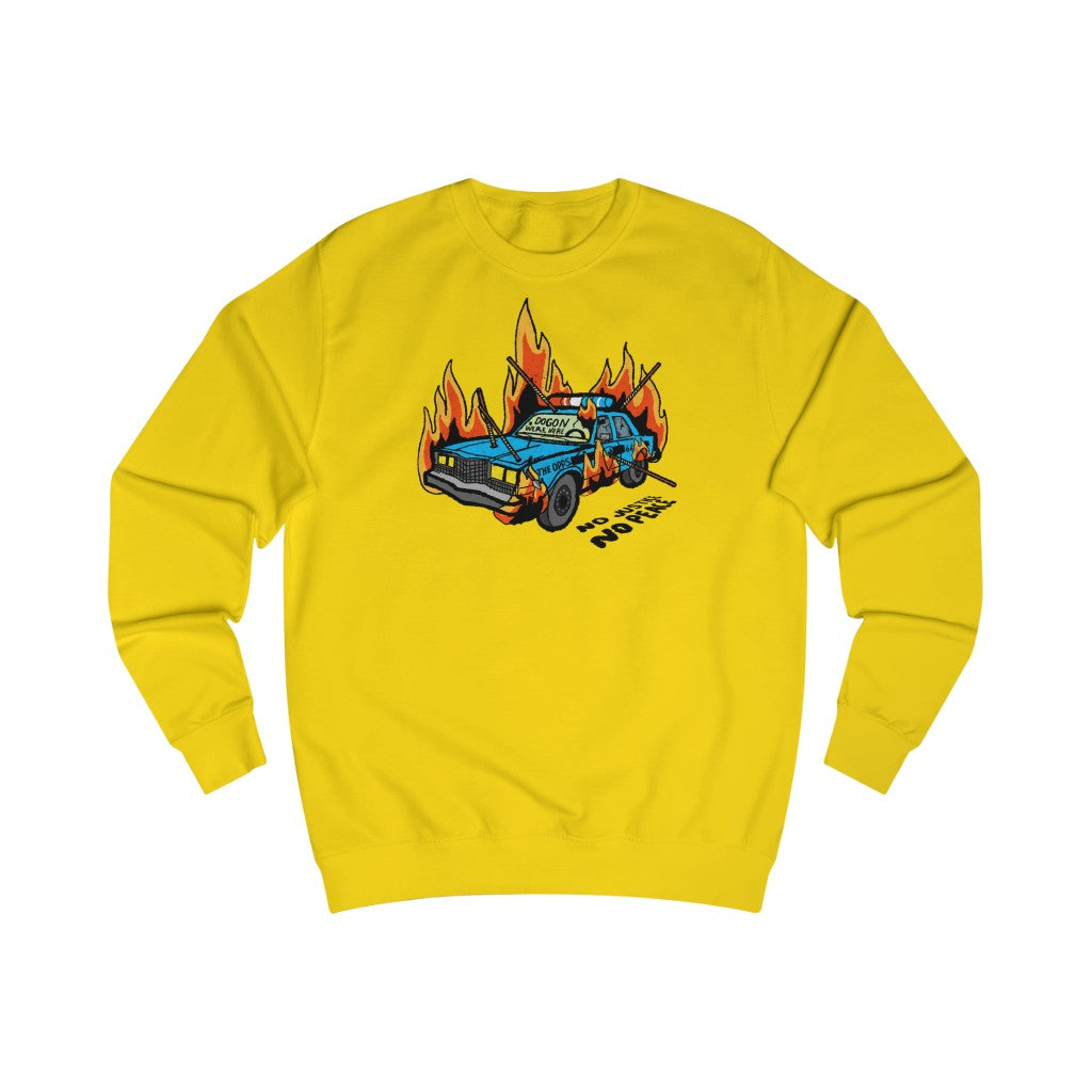 Dogon were here Sweatshirt (yellow)