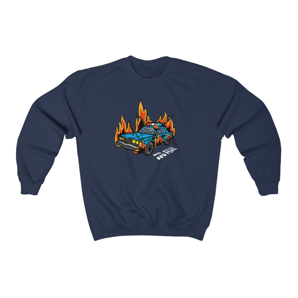 Dogon were here Sweatshirt (Navy Blue)