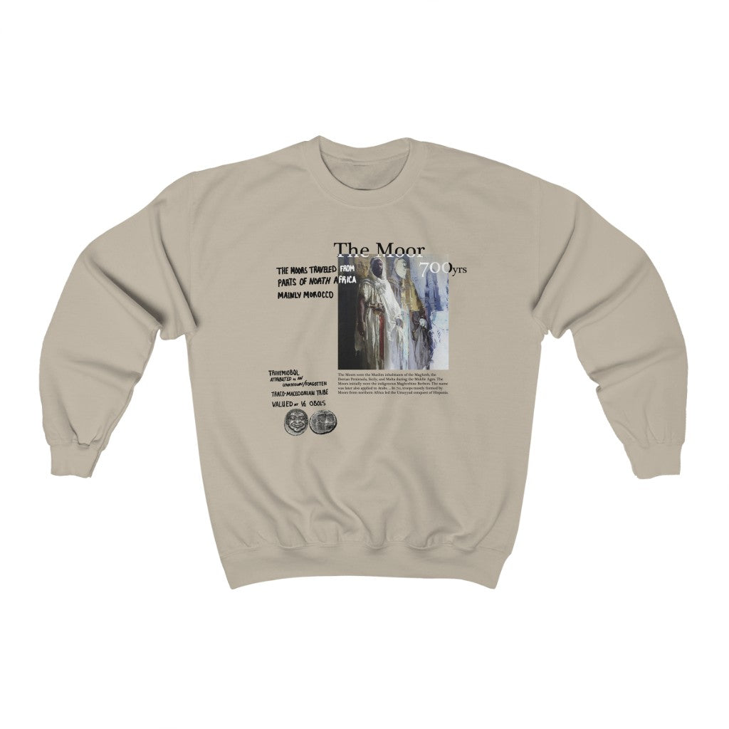 The Moors ruled Spain Sweatshirt