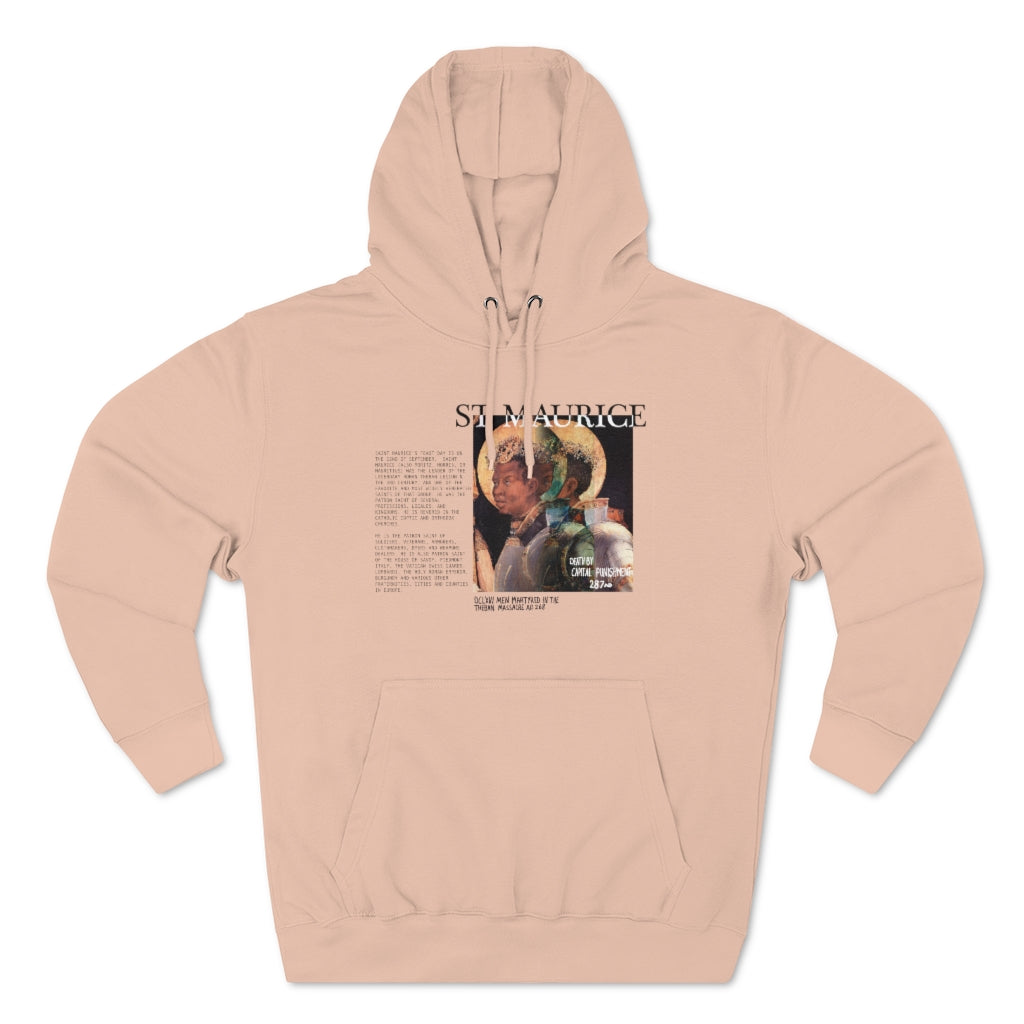 St. Maurice Pullover Hoodie