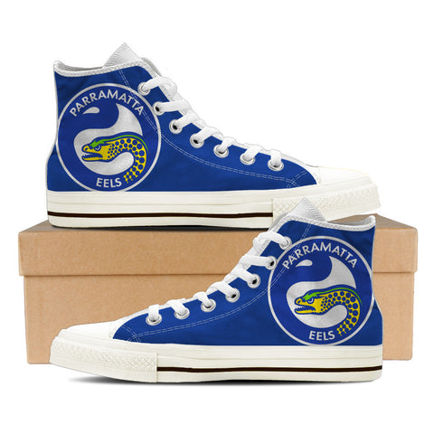 EELS Mens High Top Shoes