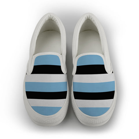 Cronulla - women's Slip On Shoes - White