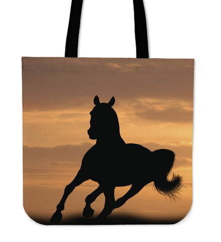 Horses in the wild - Canvas tote bag collection - FREE [Just Pay Shipping]
