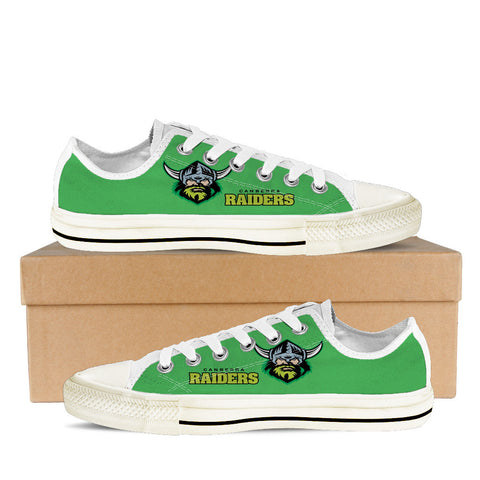 Canberra Raiders Fan Till I Die Women's Low Tops