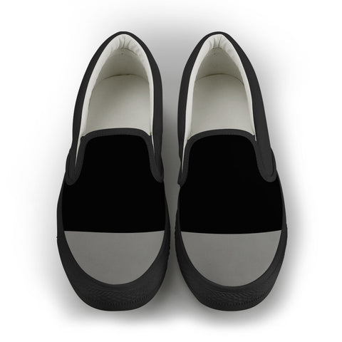 New Zealand - women's Slip On Shoes - Black