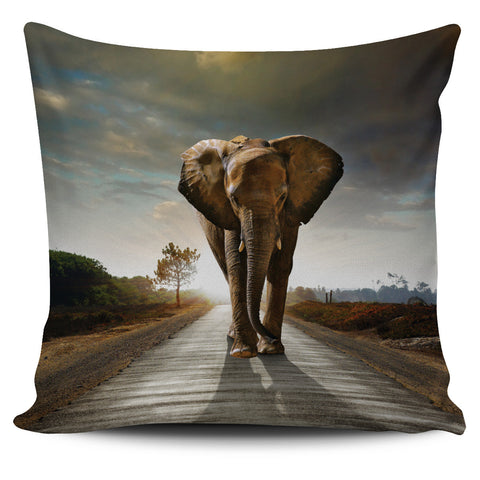 Elephants In The Wild - Pillow Covers Collection