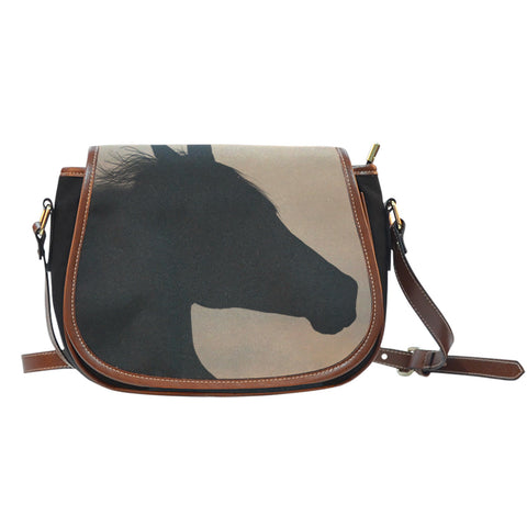 Horses in the wild - Saddle bag collection