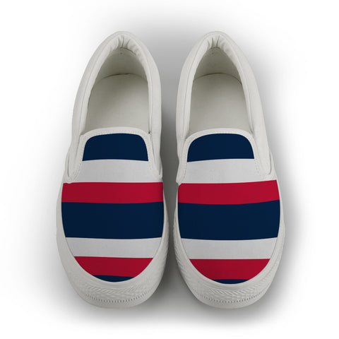 Sydney - women's Slip On Shoes - White