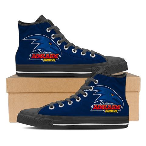 Adelaide Crows Mens High Top Shoes
