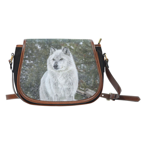Wolf Series Saddle Bag