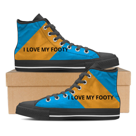Titans - I Love My Footy Men's High Tops