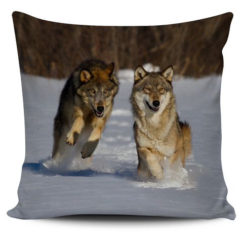 Wolf Series Pillow Cover Collection