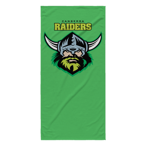 Canberra Raiders Beach Towel