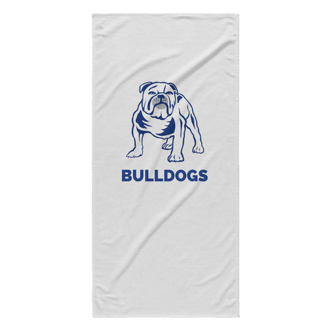 canterbury Bulldogs Beach Towel