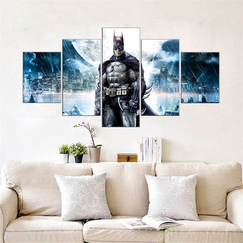 LIMITED EDITION BATMAN PAINTINGS - 50% OFF