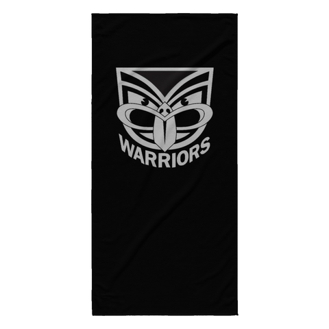 New Zealand Warriors Beach Towel